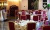 Estia Banqueting - ESTIA BANQUETING: Menu di pesce di 4 portate e vino al ristorante Estia