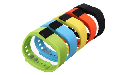 iPM Premium Health Bluetooth Fitness-Tracker Bracelet