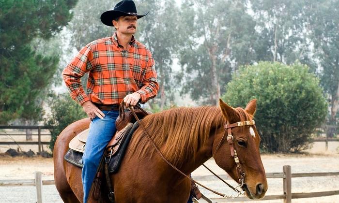 Texas Border Tours - Hidalgo: Horseback Riding Tour for One, Two, Three, or Four at Texas Border Tours (Up to 76% Off)
