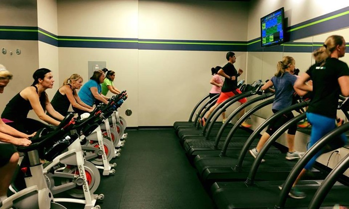 Kineo Fit - University Village Shopping Center: Four Weeks of Unlimited Heart-Based Training Sessions at Kineo Fit (57% Off)