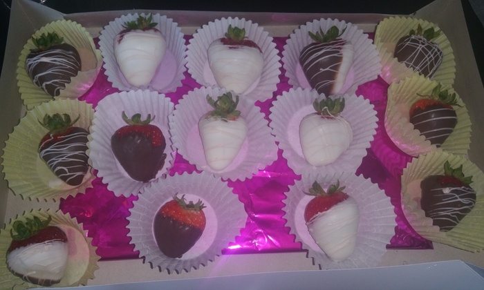 Dipped By Brandie - Tulsa: $22 for $40 Worth of Fruit — Dipped By Brandie