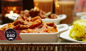 Curry n' Cask: Indian Feast with Drink for Two ($49), Four ($95) or Six People ($139) at Curry n Cask (Up to $291 Value)