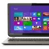 "Toshiba 17.3"" Laptop with Pentium 3558U CPU, 4GB RAM, and 500GB RAM"
