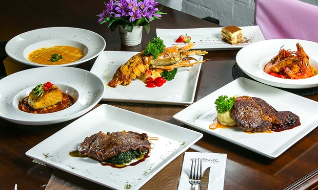 3 Course Western Meal At Ratatouille La Gourmet Publika Solaris Dutamas More Options