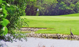 Park District of Highland Park: 18-Hole Round of Golf for 2 or 4 with Cart Rental at Sunset Valley Golf Course in Highland Park (Up to 57% Off)