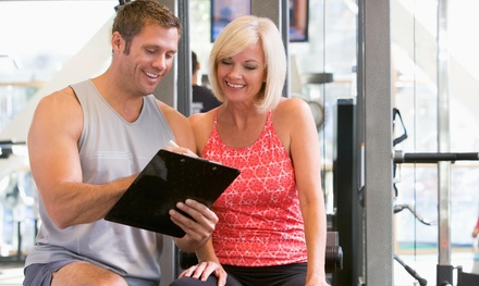 Fitness Assessment and Customized Workout Plan at Training with Jesse (74% Off)