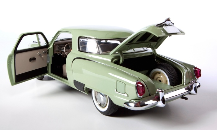 More Of Everything - Springfield: $29 for $50 Worth of Diecast Toy Cars — More of Everything