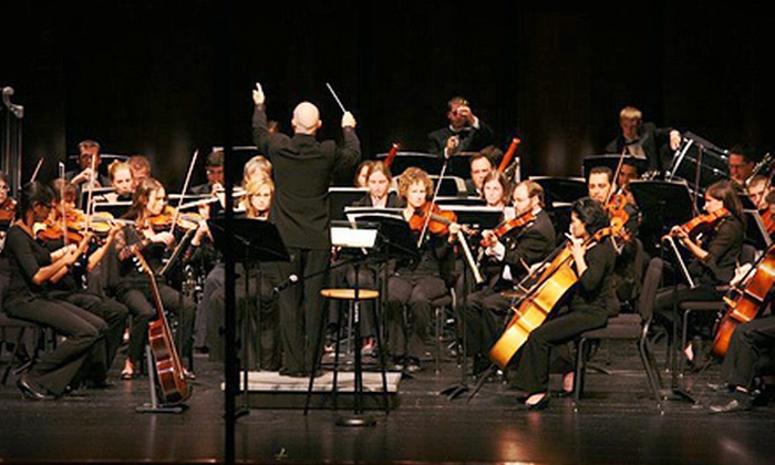 """Round Rock Symphony Orchestra - Round Rock: Round Rock Symphony Orchestra's """"From Russia and Europe with Love"""" Concert with Optional Season Pass (Up to Half Off)"""