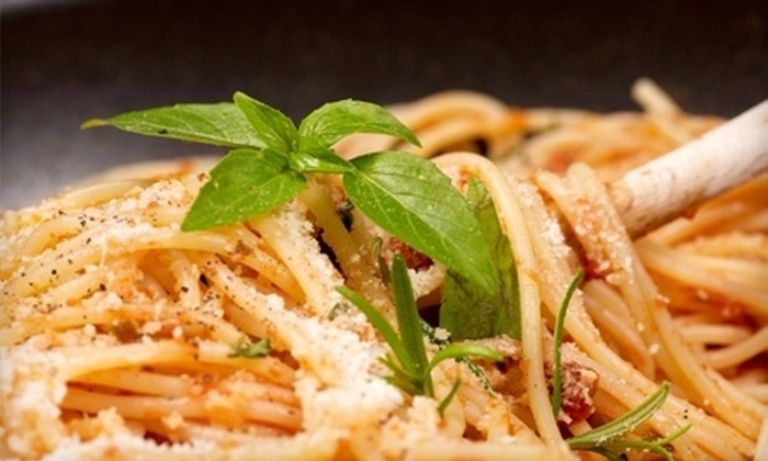 Tuscany Ristorante - Brooklawn - St. Vincent: Italian Dinner Fare Monday–Friday or Saturday–Sunday at Tuscany Ristorante in Bridgeport (Up to 56% Off)