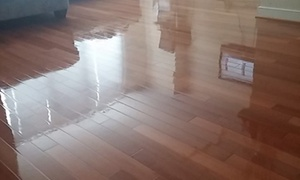 Synergistic Steamers: Hardwood Floor Cleaning from Synergistic Steamers (73% Off)