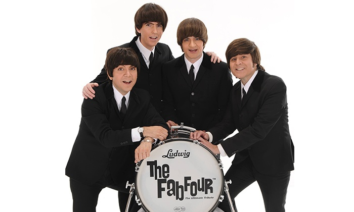 The Fab Four - Paramount Arts Center: The Fab Four at Paramount Arts Center on Saturday, March 28, at 7:30 p.m. (Up to 42% Off)