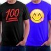 Encore Select Men's Emoji T-Shirts