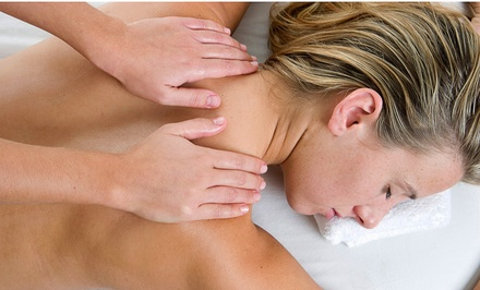 Two 60-Minute Massages with 10-Minute Hydro Massages at Uptown Healing Clinic (Up to 61% Off)