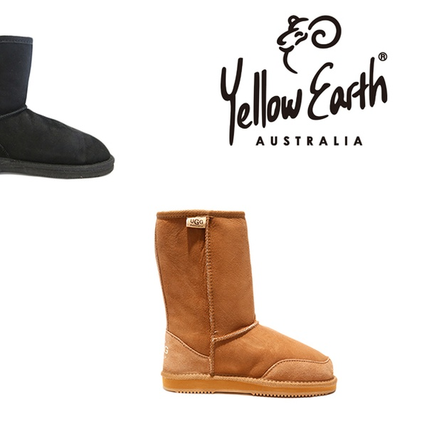 2d3435c2fbb From $69 for Yellow Earth UGG Boots in Choice of Colour, Size and Style