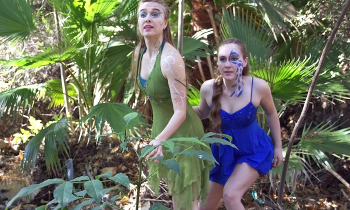 """mojalet dance collective - The Lyceum Theater: Mojalet Dance Collective's """"Enchanted and Endangered"""" at the Lyceum Theater on May 29 and 30 (Up to 35% Off)"""