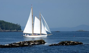 Schooner Yacht Heron: BYOB Sailing Eco Cruise for Two or Four from Schooner Heron (Up to 42% Off)