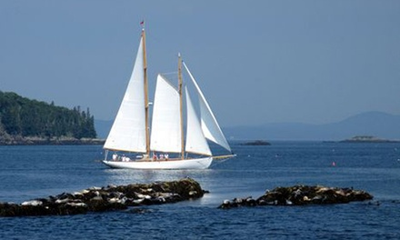 $59 for $100 Worth of Sailing  Schooner Yacht Heron