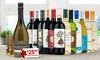74% Off 13 Wines with Govino Flute Fit Set and a $25 e-Voucher