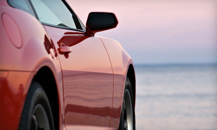 The Detailsmith - Santa Rosa: $139 for a Deluxe Mobile Detail Package at The Detailsmith ($280 Value)