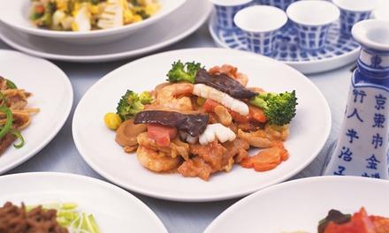 Chinesisches All-you-can-eat-Buffet für zwei, vier oder sechs Personen im China Restaurant Lotus (bis zu 45% sparen*)
