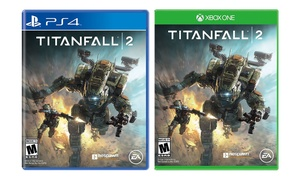 Titanfall 2 for Xbox One or PlayStation 4