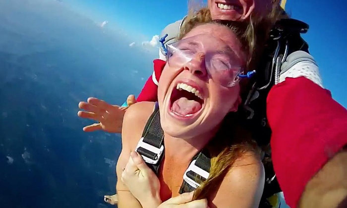Jump Florida Skydiving - Plant City: $115 for Tandem Skydiving at Jump Florida Skydiving ($200 Value)
