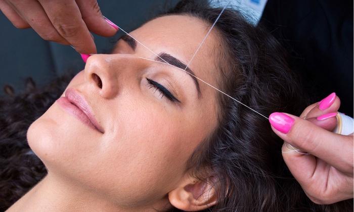 Studio Nazaar - Jenkins: Underarm, Sideburn, Upper-Lip, or Eyebrow Threading at Studio Nazaar (52% Off)
