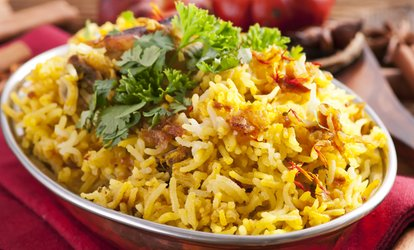 image for <strong>Indian</strong> Food at Akbar Palace (Up to 40%  Off)