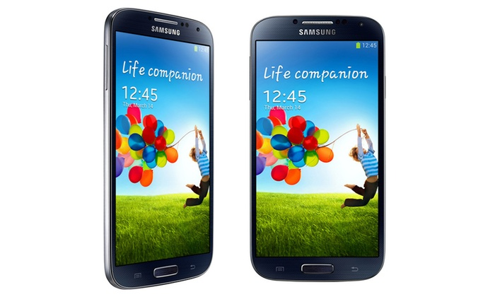 Samsung Galaxy S4 16GB Smartphone (Verizon and CDMA Unlocked)