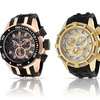 Invicta Swiss Watches Venom, Bolt, Subaqua, & Reserve