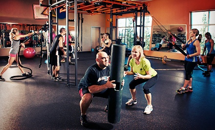 $39 for a One-Month Family Membership with Personal Training and Tanning at California Family Fitness ($235 Value)