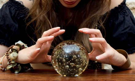 60-Minute Psychic Reading at Psychic Helena (45% Off)