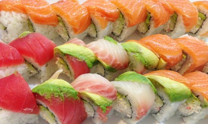 Happy Teriyaki #4 - New Tacoma: $10 for $20 Worth of Sushi, Teriyaki, and Sake at Happy Teriyaki #4