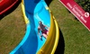 Trident Marketing (Wally World, Pymatuning, Rocky Fork Camp Resorts - OH) - Williamsfield: $39 for Two Nights of Camping and Two Water Park Passes at Pymatuning Adventure Resort in 56% Off Camping Package in Pymatuning Lake Region ($88 Value)
