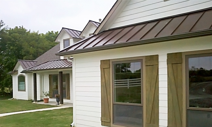 Bell Raingutters - Dallas: $249 for 50 Feet of High-Capacity 5-Inch Gutters or Downspouts from Bell Raingutters ($498 Value)