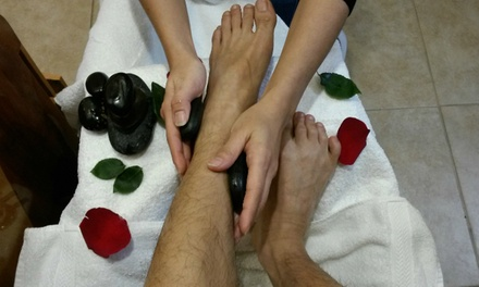 Up to 47% Off a Foot or Full-Body Massage