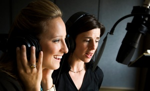 Live To Inspire Vocal Coaching: $40 for $80 Worth of Services at Live to INSPIRE Vocal Coaching