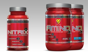 Aminox And Nitrix 2.0 Dietary Supplement Bundle