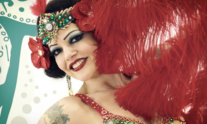 """Raqs Luminaire: The Return to Pandora's Box - Richmond: """"Raqs Luminaire: The Return to Pandora's Box"""" Belly-Dancing Performance at The Byrd Theatre on January 27 ($55 Value)"""