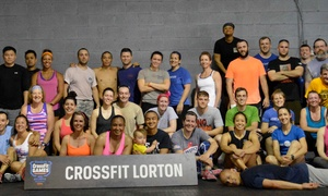 Crossfit Lorton: Four Weeks of Fitness and Conditioning Classes at Crossfit Lorton (70% Off)