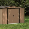 Arrow 10'x10' Shed With Floor Kit
