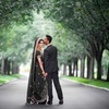 70% Off On-Location Engagement Photo Shoot