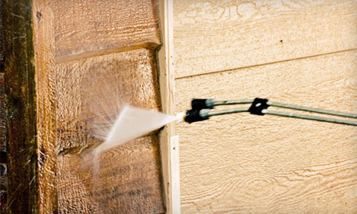 Under Pressure SC - Columbia: Pressure Washing for a One- or Two-Story Home from Under Pressure SC (Half Off)