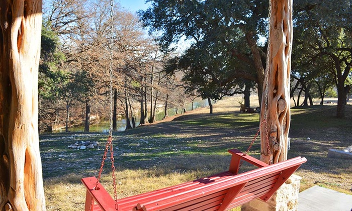 Crider's on the Frio - Rio Frio, TX: Stay at Crider's on the Frio in Rio Frio, TX, with Dates into May