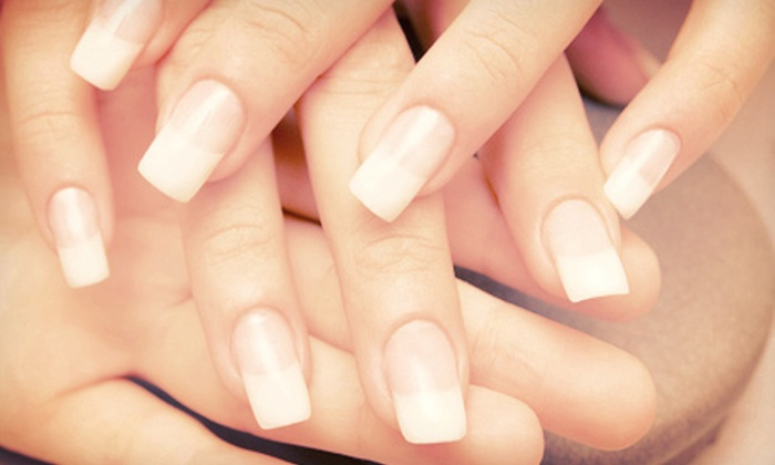 A Nails - Del Mar Village: $25 for $50 Worth of Nail-Design Services at A Nails