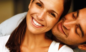 Carolina Smile Design: Teeth Cleaning, Dental Exam, and X-ray with Optional Teeth Whitening at Carolina Smile Design (Up to 74% Off)