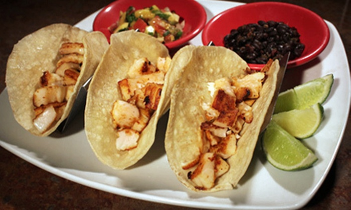 Little Mexico Restaurant - The Fan: Mexican Cuisine at Little Mexico Restaurant (Half Off). Two Options Available.