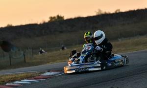 KARTING DE MURET: Un session de karting de 10 minutes pour enfant ou adulte dès 11,50 € au Karting de Muret