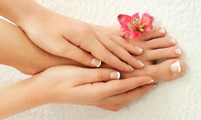 Nail Art & More - Randolph: Up to 63% Off Manicure, Pedicure, and Shellac at Nail Art & More