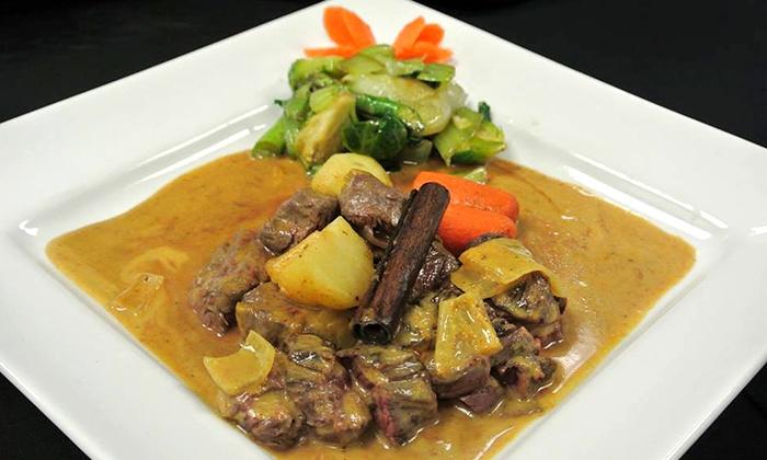 Issara Modern Asian Cuisine - Lincoln: $18 for $30 Toward Dinner at Issara Modern Asian Cuisine. Two Options Available.